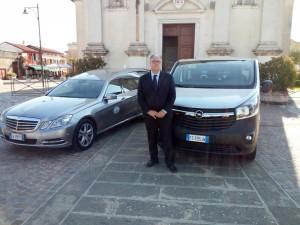 Auto e Furgone funebre